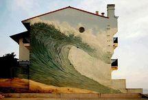 The Wall / by Jennah Kemp