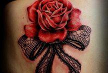 Tattoos / by Savannah Page