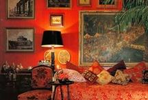 Bohemian Interiors / by Little Goodall