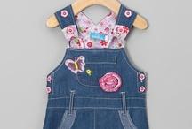 little girls dresses / by Jacque Zweygardt