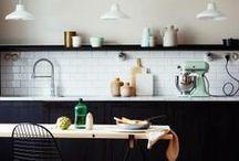 The kitchen / by Cecilie Ellefsen