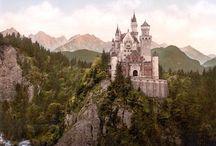 Go- Western Europe / by Jennah Kemp