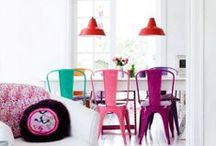 Play House // Bold + Bright / Beautiful interiors with bright colors and bold accents / by Paige Ray