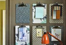 Small Spaces- Design / Organization and Ideas for small spaces in your home / by Sheleen Broaddus