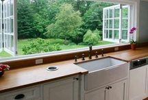Kitchen- Design / by Sheleen Broaddus