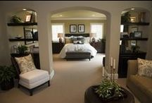 Bedroom- Design and Decor Ideas / Peaceful and fun room ideas / by Sheleen Broaddus