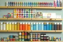 Organized Crafts / by Chavi Singer