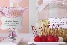 Party Theme: Vintage Ice Cream Parlour / Vintage Ice Cream Parlour themed party for my little sweetie! / by Cherish Hunter