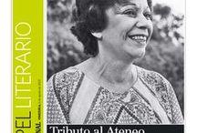 Papel Literario  / by Archivo El Nacional