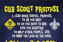 Cub Scouts / by Angela Miller