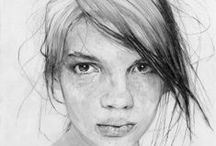 Drawings We Love / Our favourite and most inspiring drawings from around the Interwebs! / by ArtTutor.com