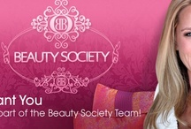 ~ Beauty Society ~ / best skin care products you will EVER try / by Heather Starr-Dominguez