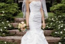 Wedding Dress Ideas / by Amy Lewis