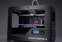 3D Printing / by Kate Thomson