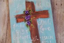 Ideas To Paint / by Donna Flesher