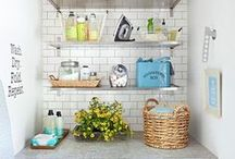 decorate :: laundry room / by Ask Anna