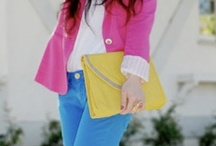 Color Block It / by ✿ кαмυ ℓαмα ✿
