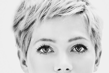 Short Hair Ideas / by Stacy Potratz Brusius