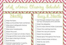 organizing :: printables / by Ask Anna