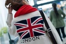 anglophile / by lavender