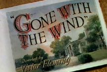 "Gone with the Wind / ""Tara! Home. I'll go home. And I'll think of some way to get him back. After all... tomorrow is another day.""  / by Jett- Jett"