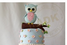 decorative cakes / by Cyndi Dove