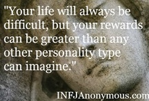 INTJ / INFJ / by Alicia Grazioli Hoffmayer