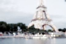 a weekend in Paris / Dreaming about Paris, the city of lights, the capitals of the arts and classic romanticism. / by Lise Watier Cosmétiques Inc.