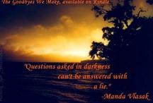 Words / by Manda Vlasak