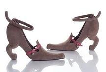 Weird shoes =)) / by Rosebelle Dean
