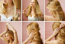 Hair / by Rosebelle Dean