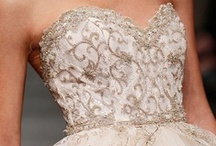 The Best Wedding Dresses I've Ever Seen / by Kim Berry