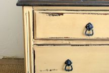Furniture: Repurpose/refinish / by Sheila Digout Coutts
