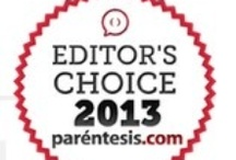 Editor's Choice / El sello Editor's Choice es una distinción que Paréntesis.com otorga a los equipos que tienen una o varias características que los hacen únicos y diferentes en relación con otros productos de su categoría.  / by Paréntesis.com