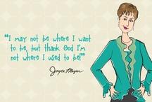 Faith / by Joyce Meyer Ministries