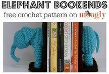 Crocheted & Stuffed / by Ashley Arimborgo