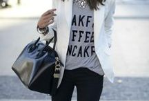 Inspiring Streetstyle / All of the streestyle we wish we came up with first! / by Footnotesonline