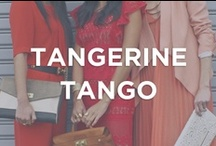 Color Story: Tangerine Tango  / by HauteLook