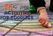 Kids - Crafts & Activities / by Kate Waller