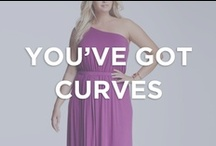 You've Got Curves  / Our favorite plus size styles for our fave curvy fashionistas!  / by HauteLook