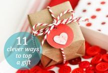 Gift Wrap & Tags / by Denise | The CreativiDee Workshop