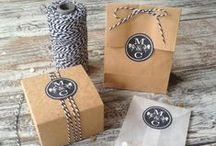 L O V E | Gift Wrap & Tags / by Denise | The CreativiDee Workshop