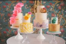 Cakes / by Ashley Wilson