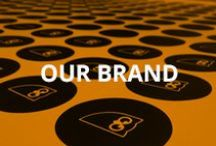 Our Brand / Check out the latest Hootsuite brand look and feel! / by Hootsuite