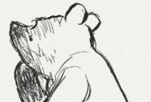 dessins animés  / Cutest tale of all / by Marija Katrina