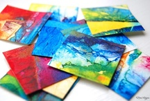 Art Projects / Oodles of project ideas for 8th to 12th grade artists. / by Debra Troyanos