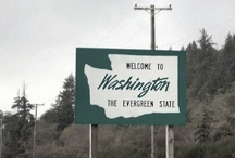 Washington My Home / by Deanna Frazier