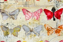 Collage & Mixed Media / by Debra Troyanos