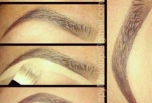 Eyebrows / by Kelly C.