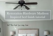 Brands-RestorationHardware / More Brands Boards: Anthropologie*Farragoz*Ikea*IndiaHicks*Pizitz*PotteryBarn*RalphLauren*RestorationHardware / by Tina